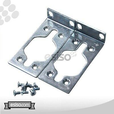 Mounting Rack Ears Bracket Kit for HP ProCurve 2910al-48G-PoE+ J9148A
