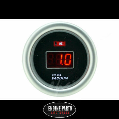 "2"" (52mm) DIGITAL VACUUM GAUGE (cm-Hg) MP-GD606"