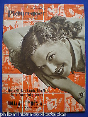 Picturegoer magazine - February 21st 1953  Eva Bergh