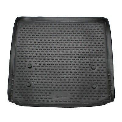 BMW X1 E84 09-15 Rubber Boot Liner Tailored Fitted Black Floor Mat Protector Dog
