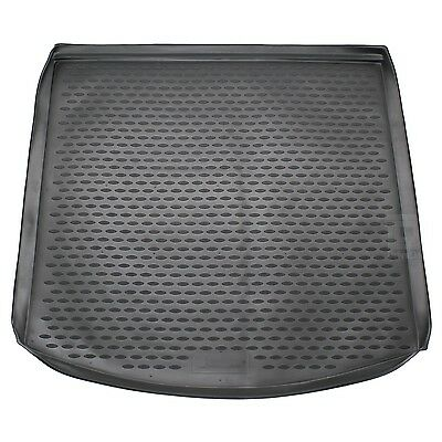 VW Touran 06-10 Boot Liner Rubber Tailored Floor Mat Protector Fitted Grip Tray