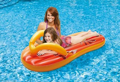 Inflatable Swimming Pool Flip Flop Float
