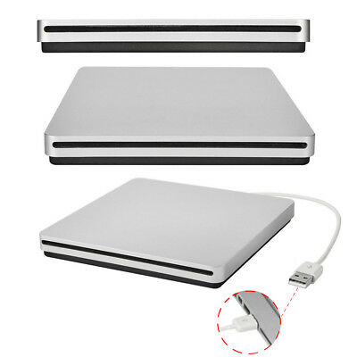 NEW USB External Slot CD RW Drive Burner Superdrive for Apple MacBook Pro Air US