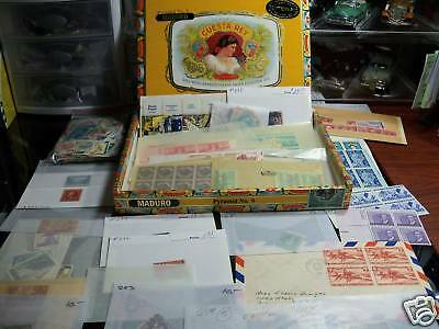 *U.S. Stamps, Collections, Packets, High Values, Covers & More!