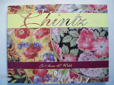 CHINTZ PRICE GUIDE COLLECTORS BOOK Royal Winston James Kent Lord Nelson Empire +