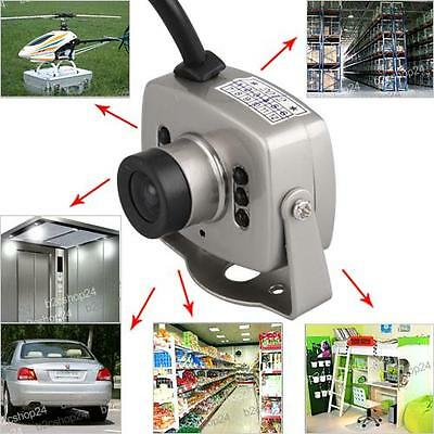 380 TV Lines Wired CCTV Video SPY Security Camera NTSC for Meeting Home Store