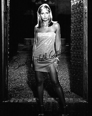 Sarah Michelle Geller 10S (Buffy The Vampire Slayer) Photo Print