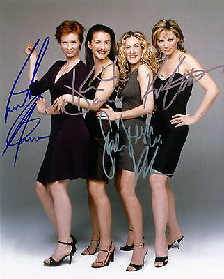Kim Cattrall 12S (Sex In The City) Cast Photo Print