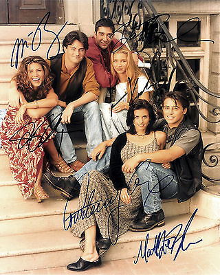 Jennifer Aniston 01S (Friends) Cast Photo Print