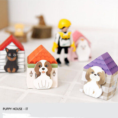 Puppy House Post-It Sticker Bookmark Point It Marker Memo Flags Sticky Cute Note