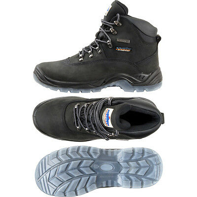 NEW All Weather S3 Safety Boots Size 9 (43) Each