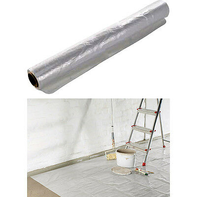 NEW Tradesman Polythene Sheeting 4 x 25m Each