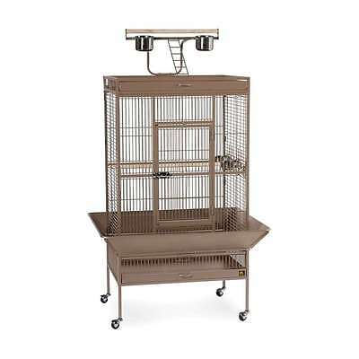 Prevue Hendryx Wrought Iron Select Cage Coco Brown - 3153COCO