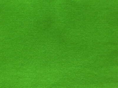"8""x10"" WOOL FELT LIME GREEN"