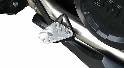 BMW F800GS F700GS F650GS 08 up Rear Brake Lever Enlargement Plate