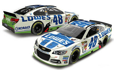 2014 JIMMIE JOHNSON #48 LOWE'S SPRING IS CALLING 1:64 ACTION NASCAR DIECAST