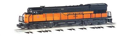 Williams Trains By Bachmann 22207 U33C Milwaukee Road Diesel Locomotive O Scale