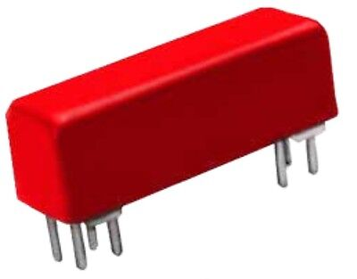 Reed Relay, 5 Volt 370 Ohms Coil, SPCO (changeover) Contact, COTO 2911-05-301