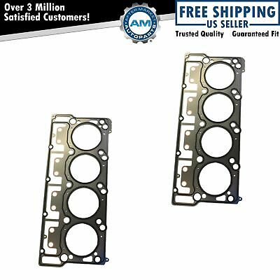 Fel-Pro 26375PT Head Gasket Pair Set of 2 for 06-10 Ford 6.0L Powerstroke Diesel