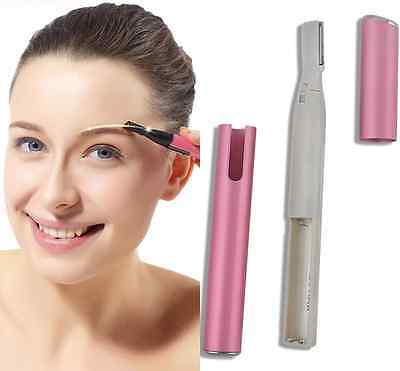 Lady Electric Shaver Bikini Legs Eyebrow Trimmer Shaper Hair Remover Beauty tool