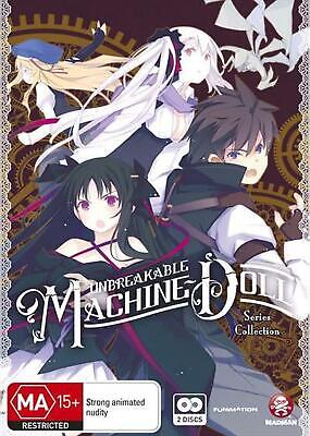 Unbreakable Machine Doll   Series Collection - DVD Region 4 Free Shipping!