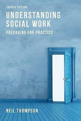 Understanding Social Work by Neil Thompson (English) Free Shipping!