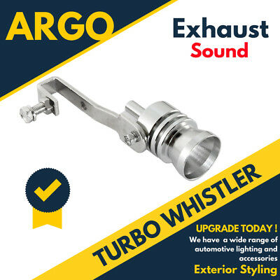 Turbo Exhaust Whistler Whistle Sound Car Dump Valve Simulator Blow Off Tailpipe