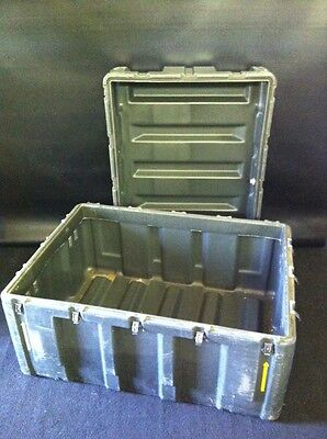 "HARDIGG 43x31x27"" Shipping Container Hard Case Waterproof Military Pressure Army"