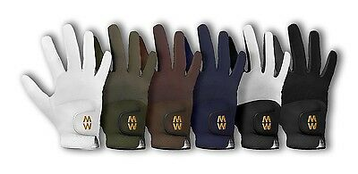 Macwet Aquatec Micromesh Mesh Short Cuff Gloves - Size 6 up to 11 - in 4 colours