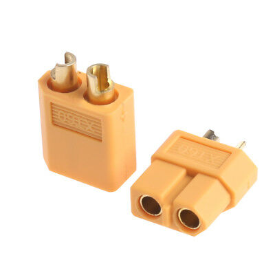 New 5 Pairs XT60 Male Female Bullet Connectors Plugs for RC Lipo Battery