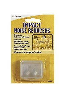 AcuLife Premium Music Ear Plugs