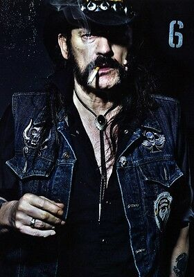 LEMMY KILMISTER Motorhead PHOTO Print POSTER Aftershock Ace of Spades Shirt CD 2