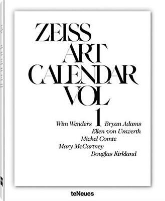 Zeiss art calendar. Vol. 1