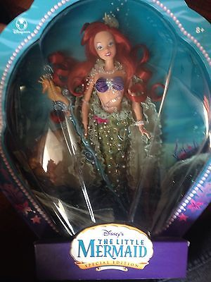 RARE Disney's The Little Mermaid Special Edition Ariel Doll - New in Box!