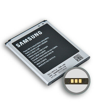 BATTERIE SAMSUNG GALAXY S3 MINI i8190 ORIGINE GENUINE / EB-F1M7FLU 1500 mAh