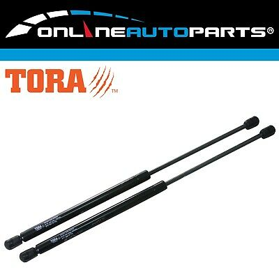 2 Gas Stay Boot Struts fit Ford BA BF Falcon Fairmont Sedans 02-05 with Spoiler