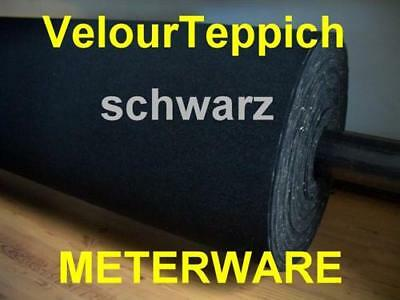 meterware autoteppich velour schwarz 14 90 m sonderpreis oldtimer restaurat. Black Bedroom Furniture Sets. Home Design Ideas