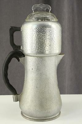 Vintage Kitchen Metalware Guardian Service Cookware COMPLETE Drip Percolator