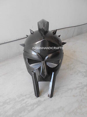 ROMAN GENERAL MAXIMUS DECIMUS MERIDIUS ARMOR HELMET GLADIATOR MOVIE PROP REPLICA