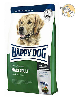 Happy Dog Fit & Well Maxi Adult 15kg