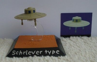 The Spacian UFO's No.7 Nazis Type (Schrlever Type)