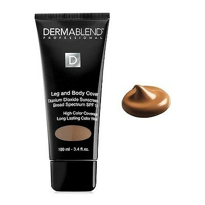 Dermablend Leg & Body Cover Toast SPF 15 3.4oz