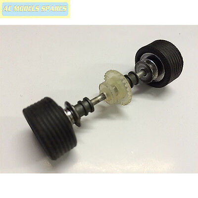 W5074a Scalextric Spare Rear Axle for 4 wheel drive cars