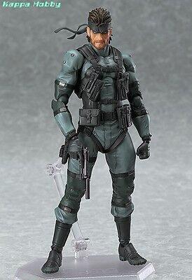 Max Factory figma - Metal Gear Solid 2: Solid Snake: MGS2 Ver. [PRE-ORDER]