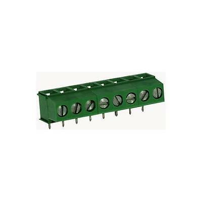 CTB0158/8 Camdenboss Pcb Terminal Block 5.08mm R/A 8Way