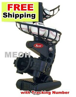 F/S FALCON Pitching machine FTS-118 for Baseball Batting Practice from Japan
