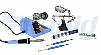 Anvil 48W Soldering Station Adjustable Temperature Controlled - Helping Hands