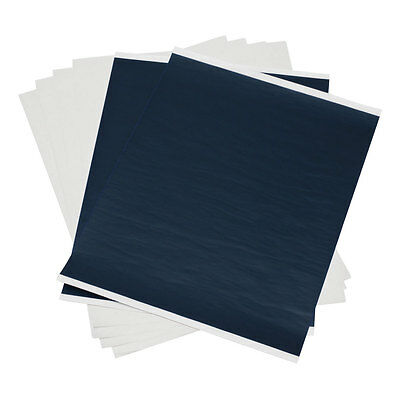 Spirit Blank Tattoo Transfer Paper 20ct Green Carbon Sheets 2ct
