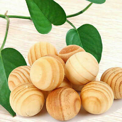 Natural Cedar Wood Moth Balls Lavender Camphor Repellent Wardrobe Clothes Drawer