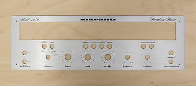 New! Marantz Model 2230 Receiver Front Panel Faceplate (Face Plate)
